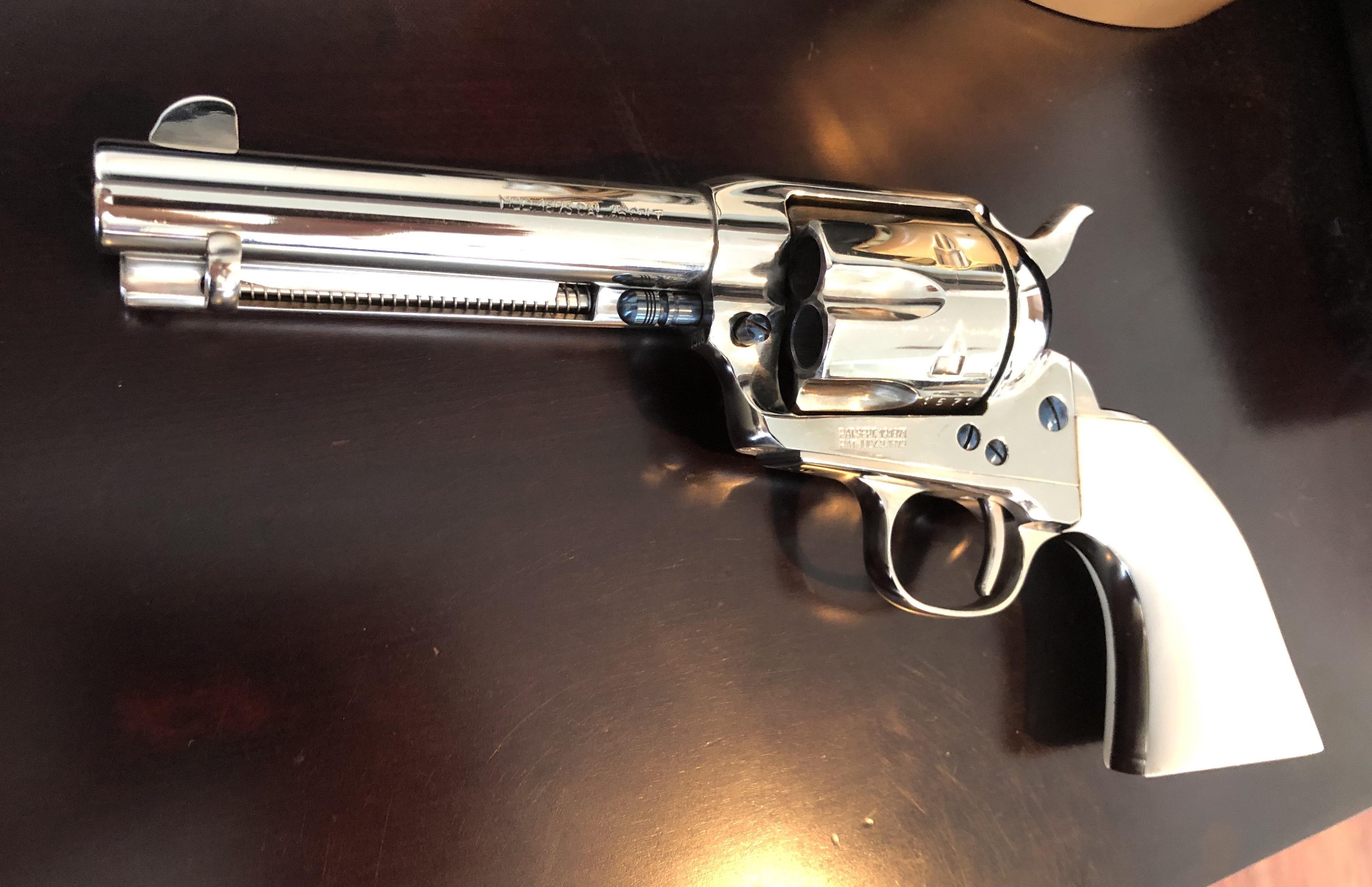 Birthday Gift Uberti Cattleman 45 Colt Guns I Like Pinterest