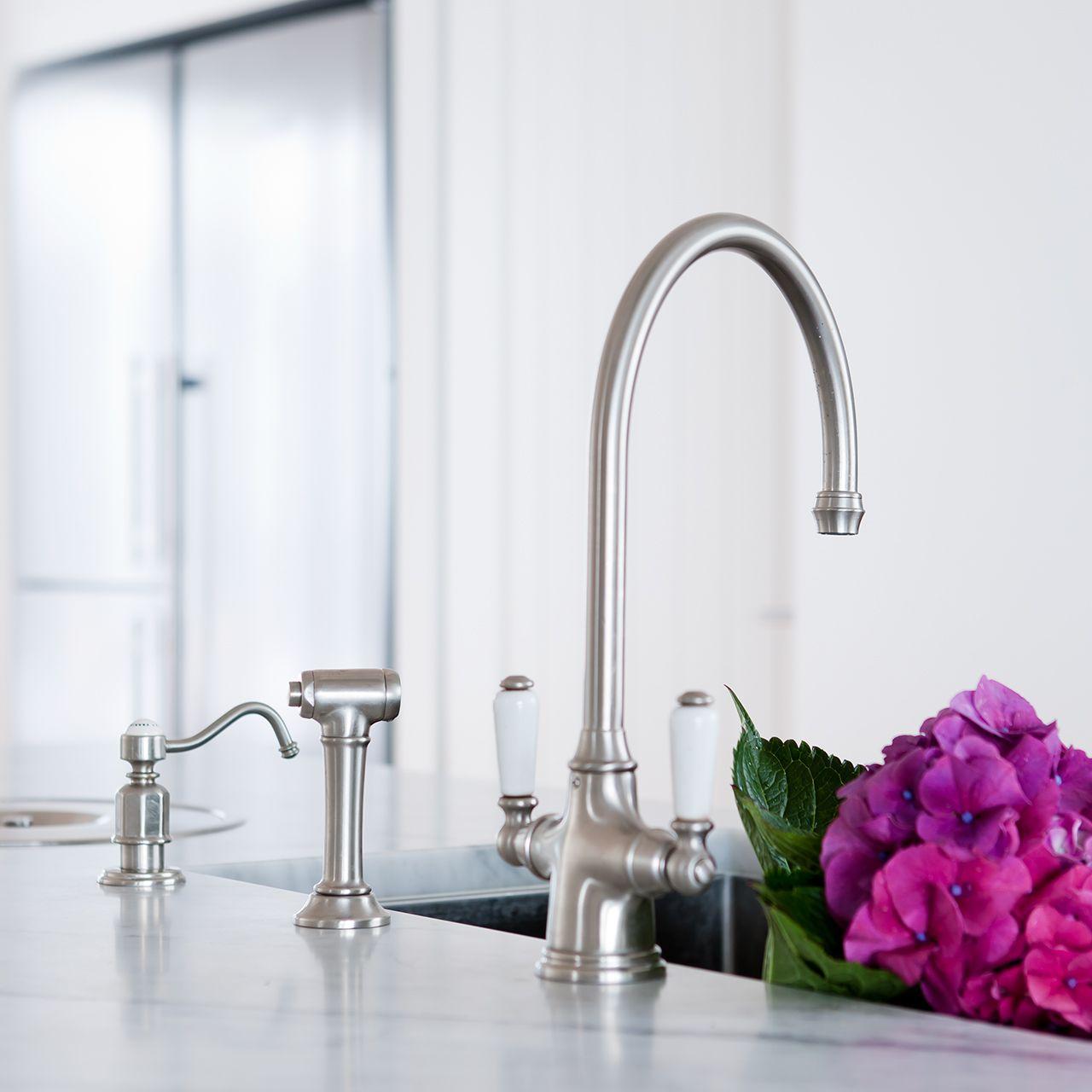 Perrin & Rowe Kitchen Faucet | Zef Jam