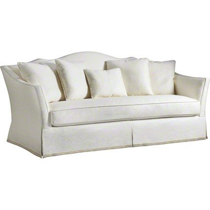 Baker Furniture : Camelback Sofa   6536S : Baker Upholstery : Browse  Products