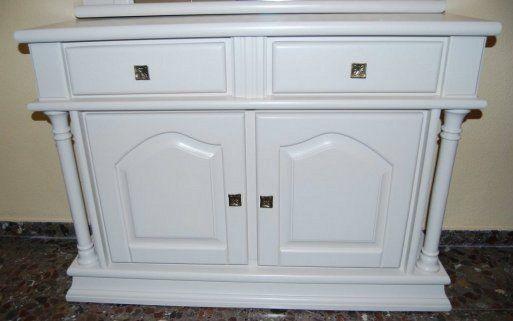 Truco para limpiar muebles lacados en blanco manualidades muebles blancos muebles y limpiar - Limpiar muebles lacados ...