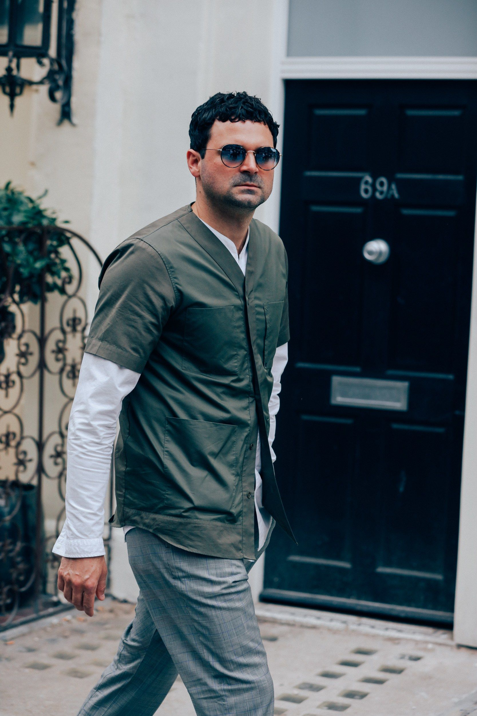 Check Out A Ap Rocky Jack Guinness And All The Best Street Style From London Collections Men Cool Street Fashion Most Stylish Men Gq [ 2500 x 1667 Pixel ]