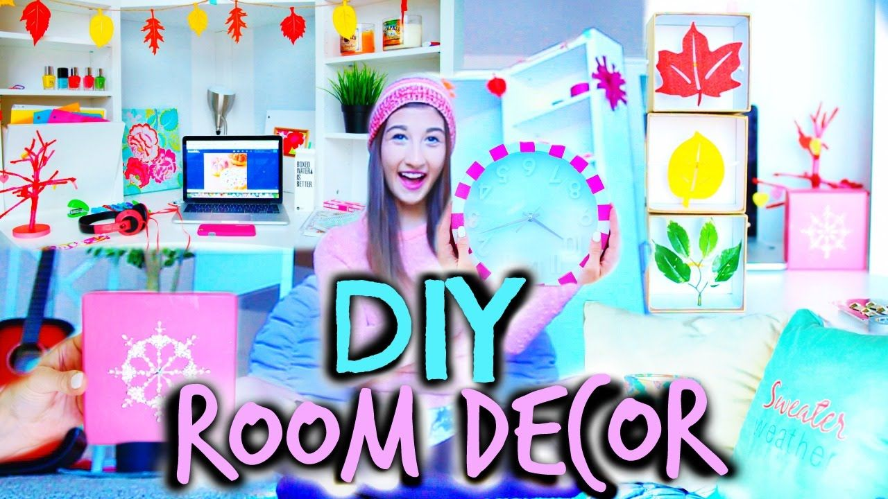 diy holiday room decor easy cheap decoration ideas