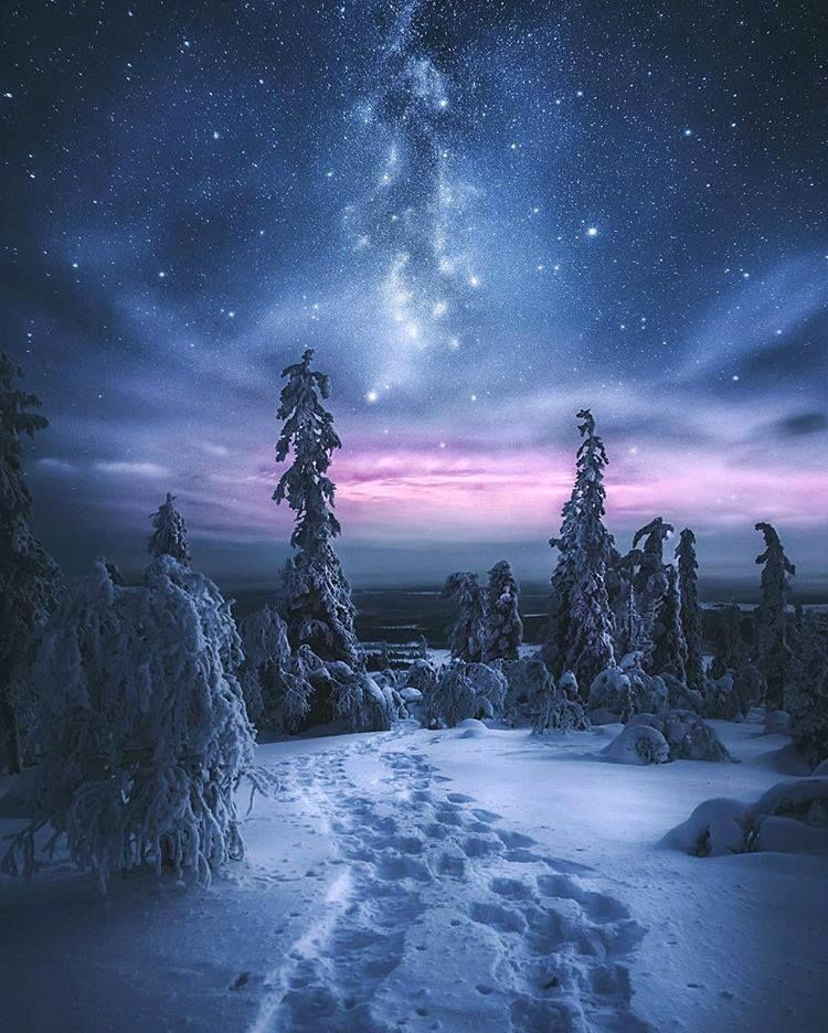 Winter In Finland Beautiful Nature Nature Photography Landscape Photography