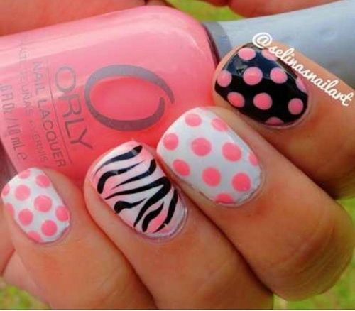 Cute nail designs for short nails cute nails pinterest short cute nail designs for short nails prinsesfo Images
