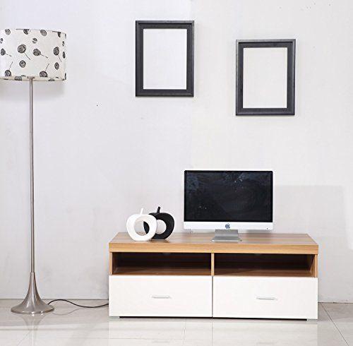 Homcom - Porta TV Moderno Mobile di Design per Soggiorno ... https ...