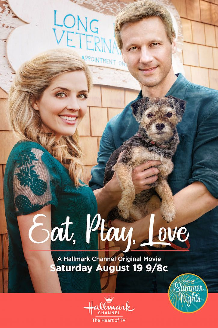 Eat Play Love Jen Lilley and Jason Cermak plus bionic duo