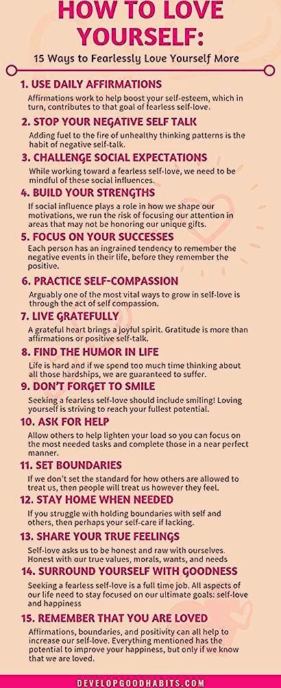 Photo of How to Love Yourself: 15 Ways to Increase your Self-Love