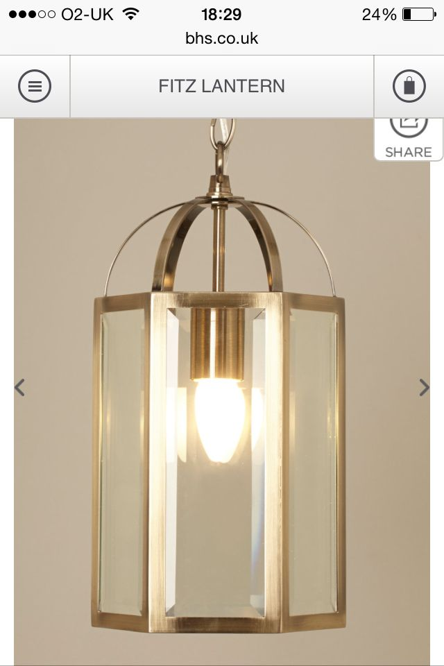 Great Lantern From Bhs Lantern Ceiling Lights Ceiling Lights
