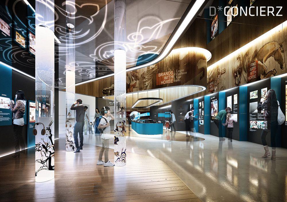 Jangsu Horse History Experience Center Dconcierz in 2020