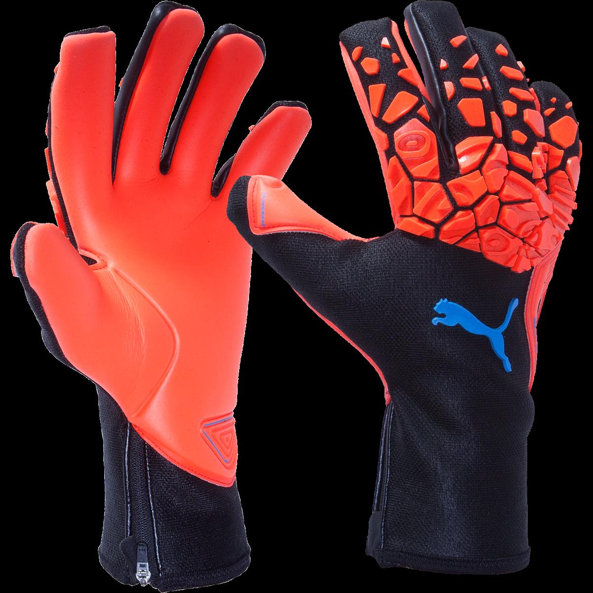 Puma Future Grip 19 1 Goalkeeper Gloves 7 In 2020 Goalkeeper Goalkeeper Gloves Gloves