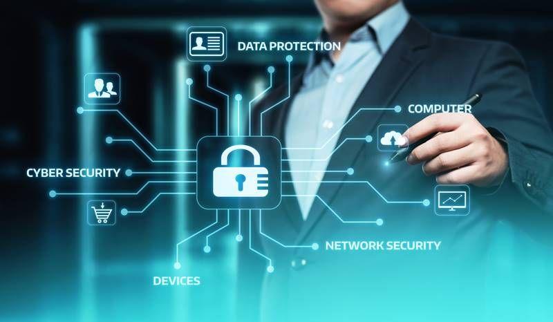 دليلك الشامل عن مجال امن المعلومات Network Solutions Cyber Security Cloud Data