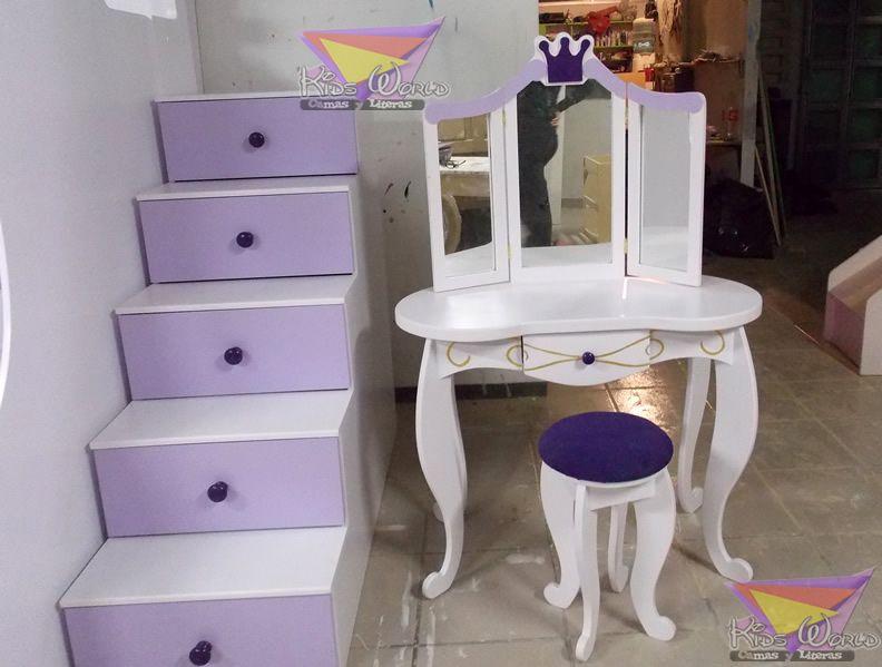 Tocadores habitaci n pinterest tocador muebles para - Tocadores para habitacion ...