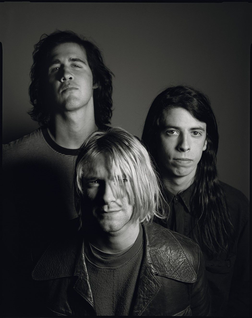 Unseen Pictures Of Nirvana Before The Band Became Famous Nirvana Nirvana Band Dave Grohl [ 1324 x 1050 Pixel ]