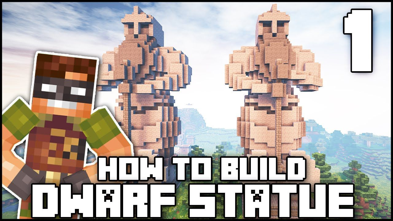 minecraft tutorial how to build the highland dwarf scout tower