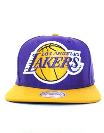 GORRA MITCHELL LOS ANGELES LAKERS  68241c230b0
