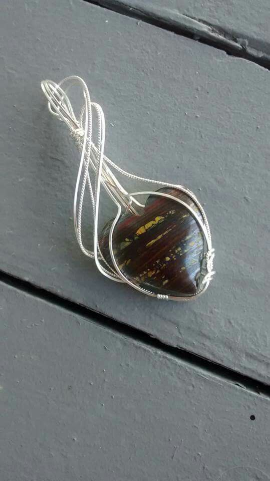 Pin by Belinda Lawson on Jewelry making | Pinterest | Wire wrapping ...