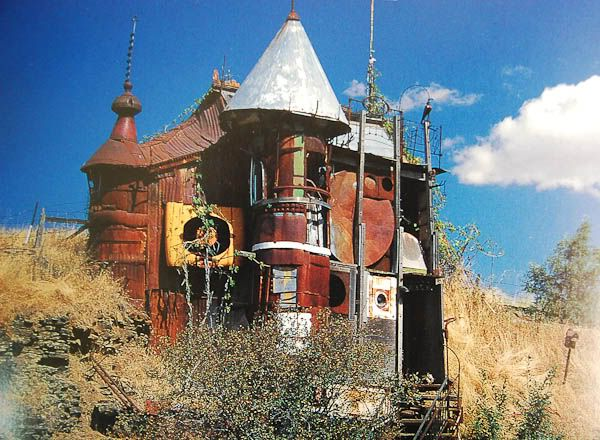 The Junk Castle (Whitman County/ Washington)
