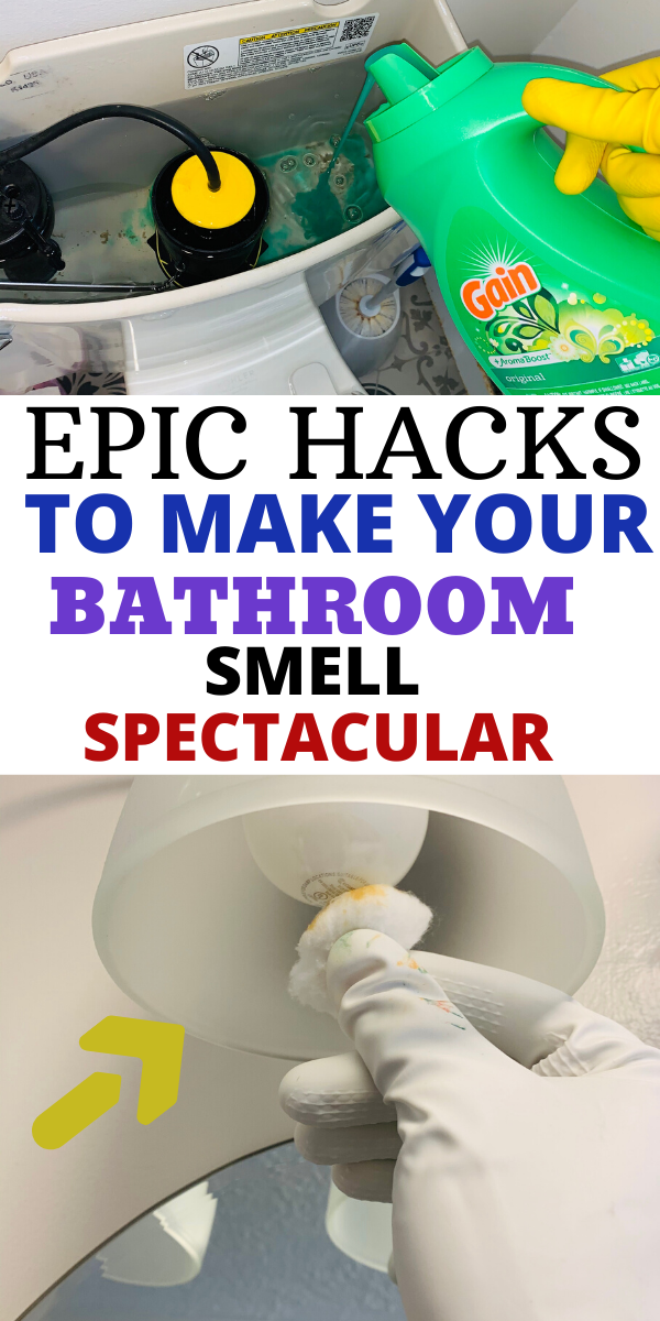 Pin By Katye Crompton On Household Care Idea Cleaning House Cleaning Tips Bathroom Smells