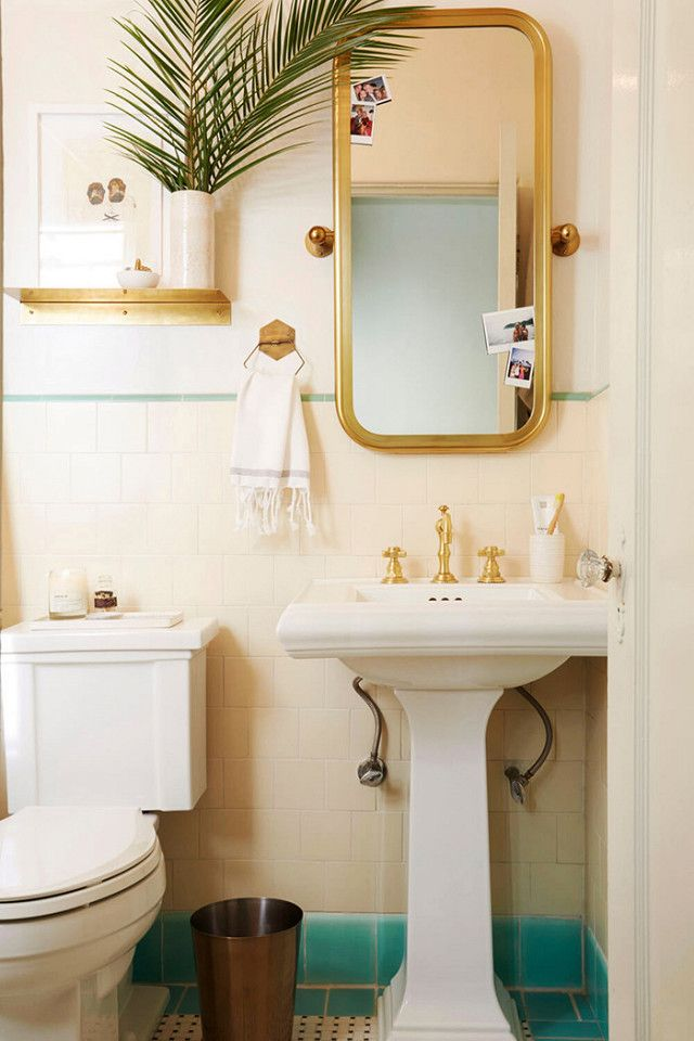 The Pros Have Spoken 7 Best Small Bathroom Paint Colors Rental Styling