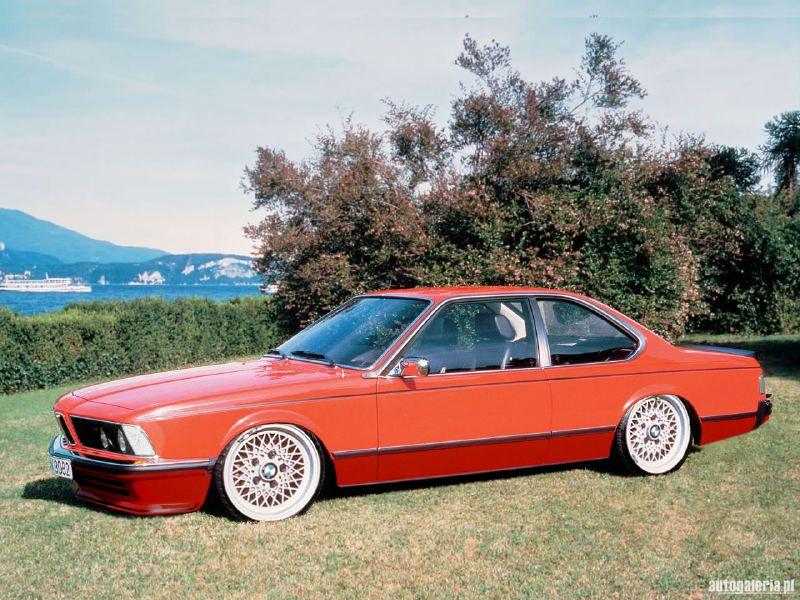 Bmw 635 I Ve Always Loved The Lines On These Old Beamers
