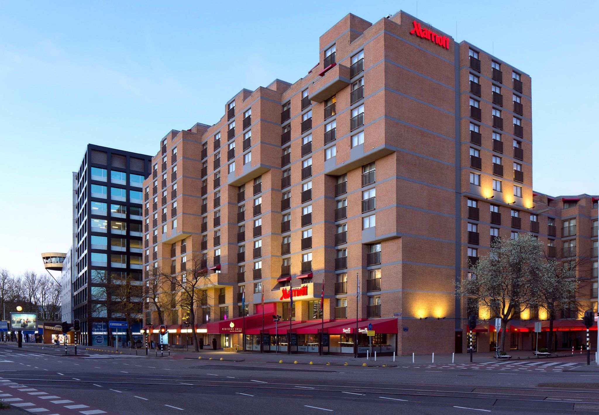 Meeting and event spaces at hilton austria hotels vienna and -  32 Amsterdam Marriott Hotel Meeting Rooms 12 Sleeping Rooms 396