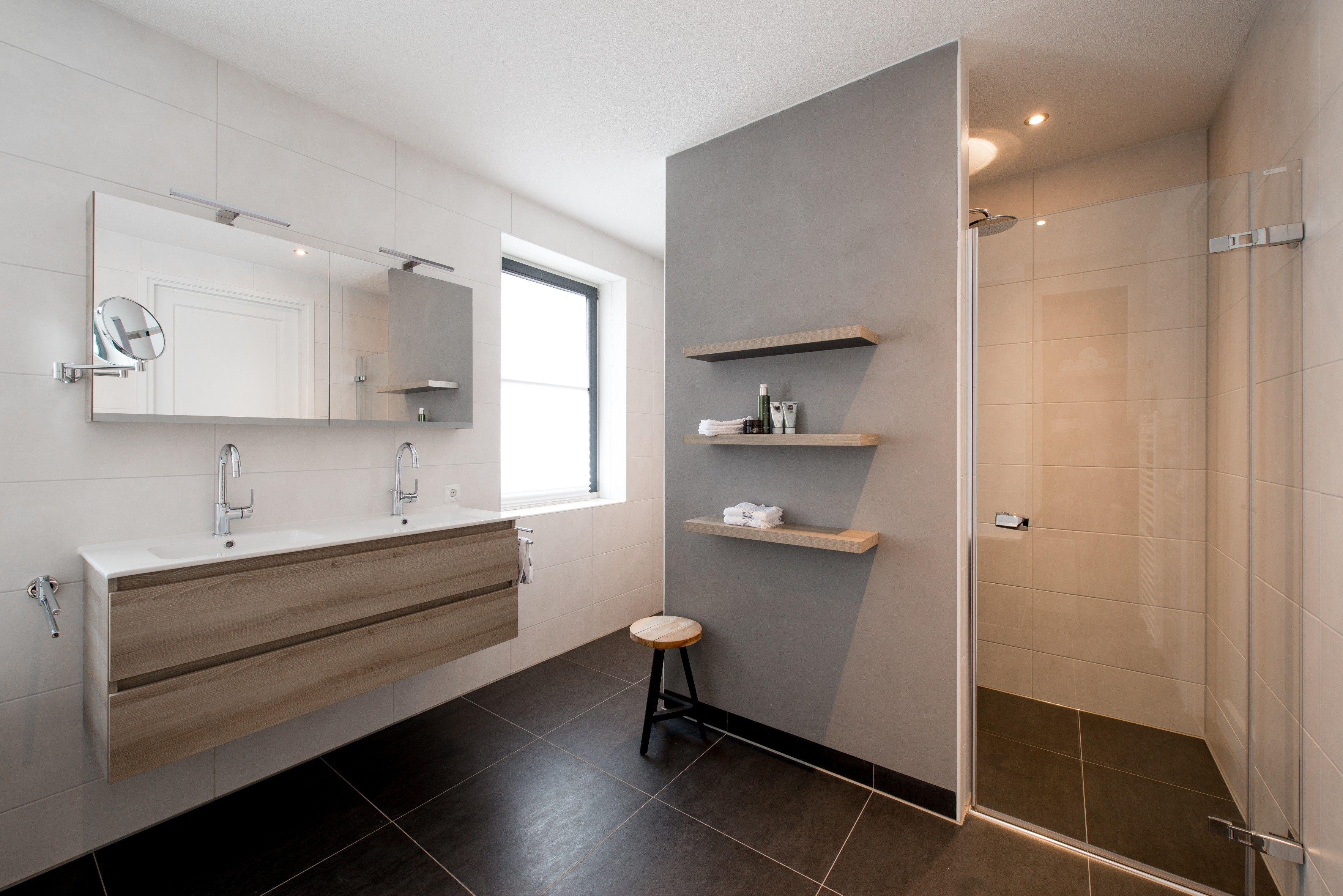 Badkamer Modern Landelijk : Een modern landelijke badkamer van middelkoop. hier hebben we een
