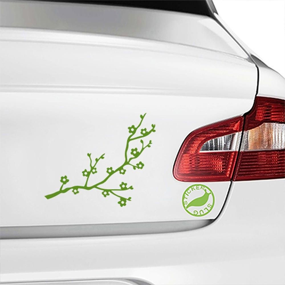 Chinese Cherry Blossom Branch Decal Squid Decal Family Decals Whale Decal [ 1000 x 1000 Pixel ]