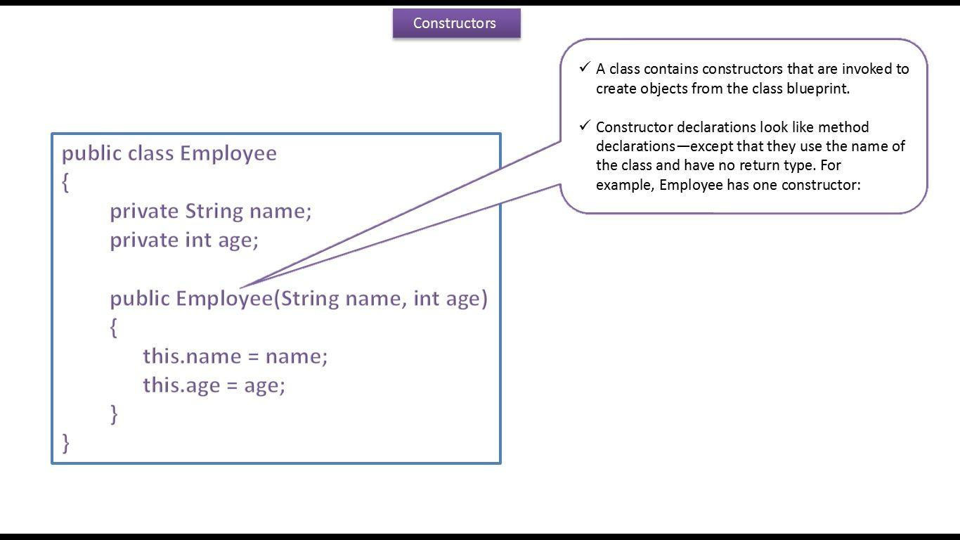 Java ee java tutorial java constructor j2ee pinterest java ee java tutorial java constructor baditri Images