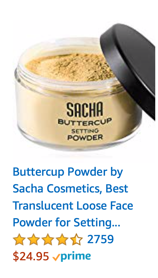 Best Setting Powder Face powder, Dark skin tone, Sacha