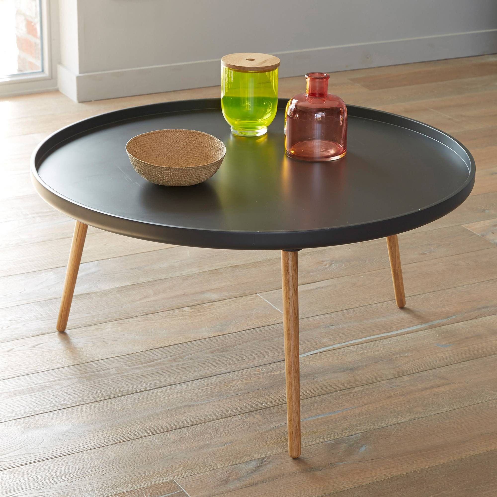 Luxe De Table Basse Arrondie