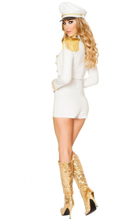 Roxanni 4521 3pc Sultry Sailor Babe Costume by Roma Halloween Costumes  sc 1 st  Pinterest & Roxanni 4521 3pc Sultry Sailor Babe Costume by Roma Halloween ...