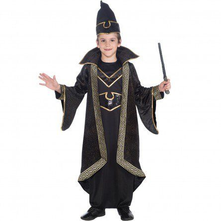 boys mystical wizard costume - Mystical Halloween Costumes