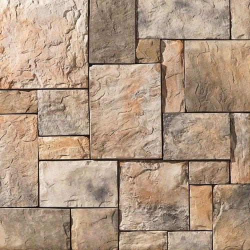 Dutch quality sienna castle stone veneer stone http www for Environmental stoneworks pricing