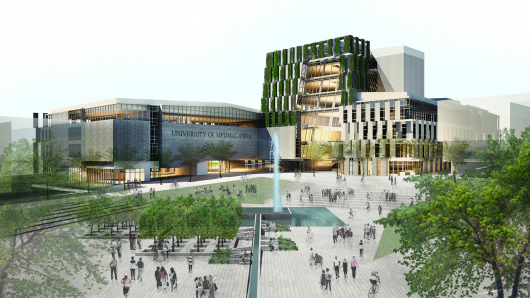 Finalist Proposal For First Public University In South Africa