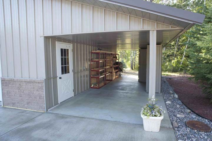 Perfect Huge Metal Building Home With Living Quarters (9 HQ Pictures)   Metal  Buildingu2026