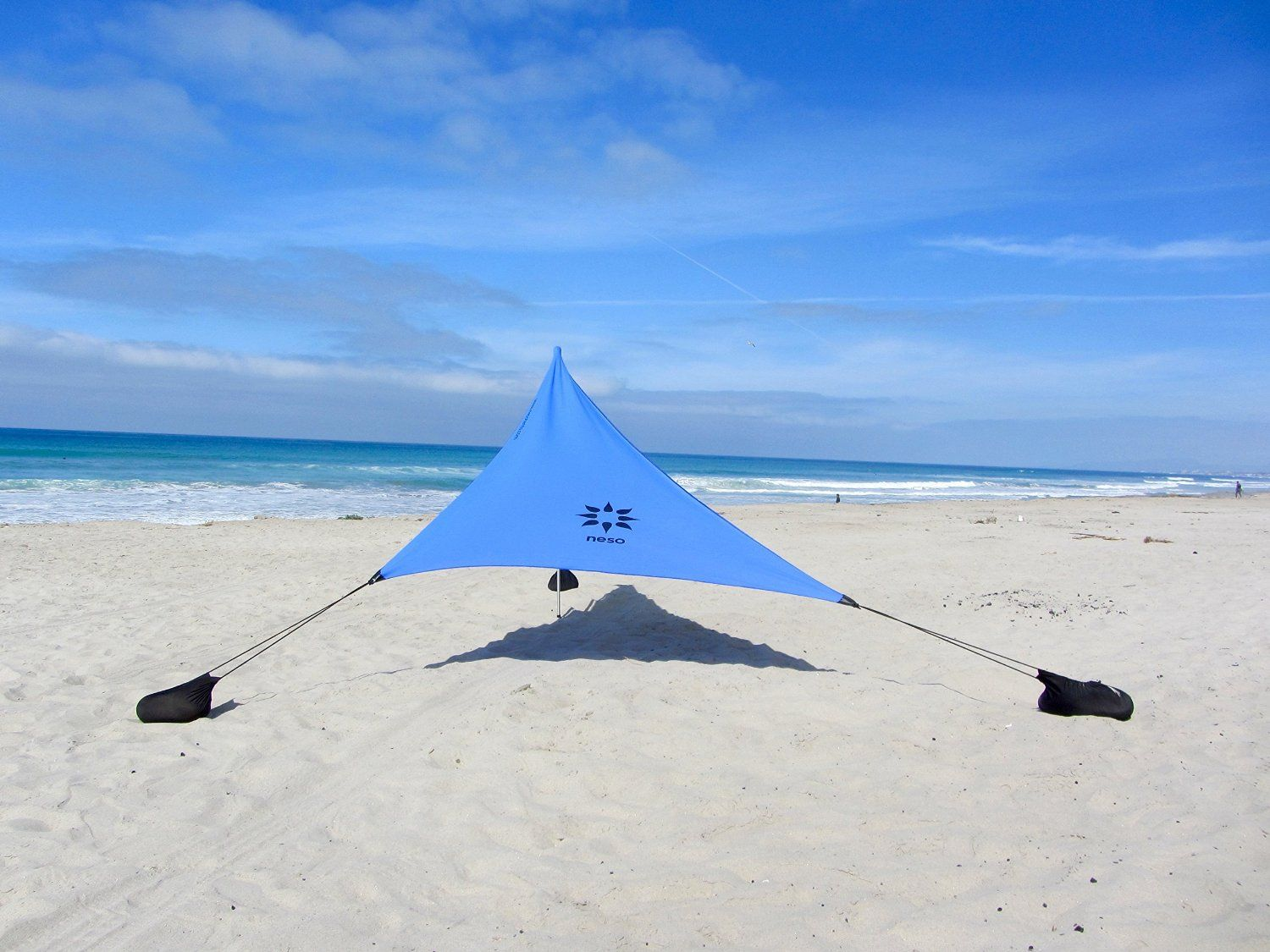 Amazon.com NESO TENTS MINI Beach Tent with Sand Anchor Portable Canopy for & Amazon.com: NESO TENTS MINI Beach Tent with Sand Anchor Portable ...