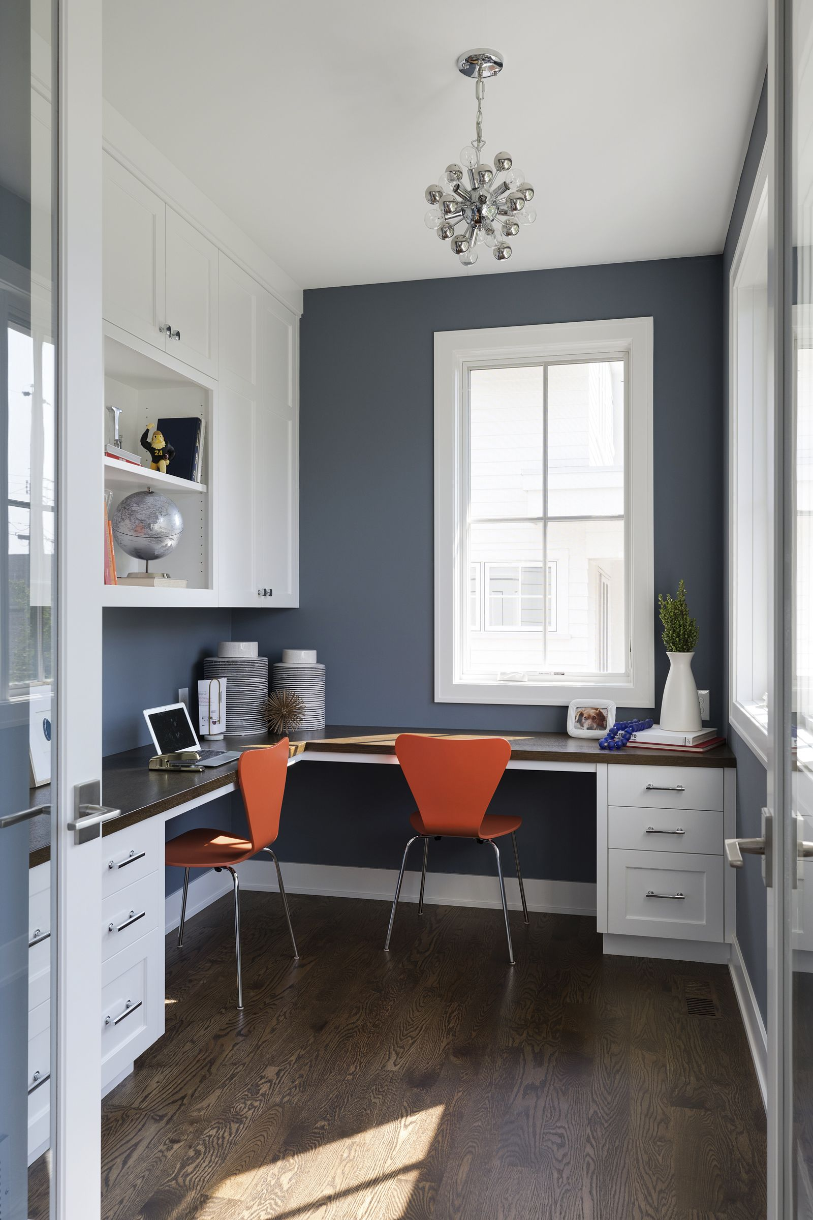 fresh traditional refined home office colors office on home office color schemes id=64078