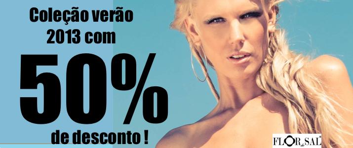 Promo 50% Não perca !