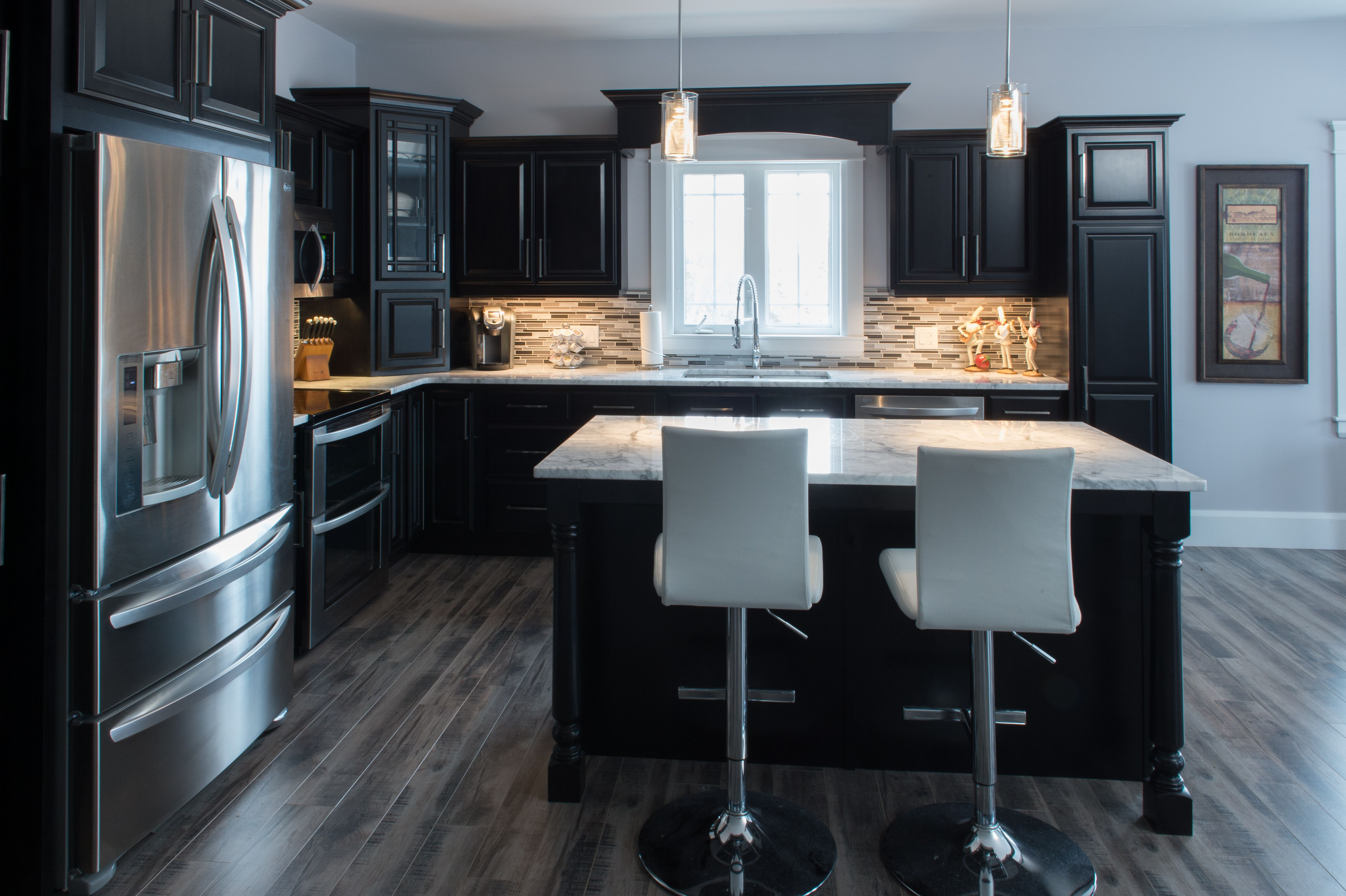Custom Kitchen Cabinets Designed And Purchased From Hubcraft Timber Mart Come In Custom Kitchen Cabinets Design Custom Kitchen Cabinets Face Frame Cabinets