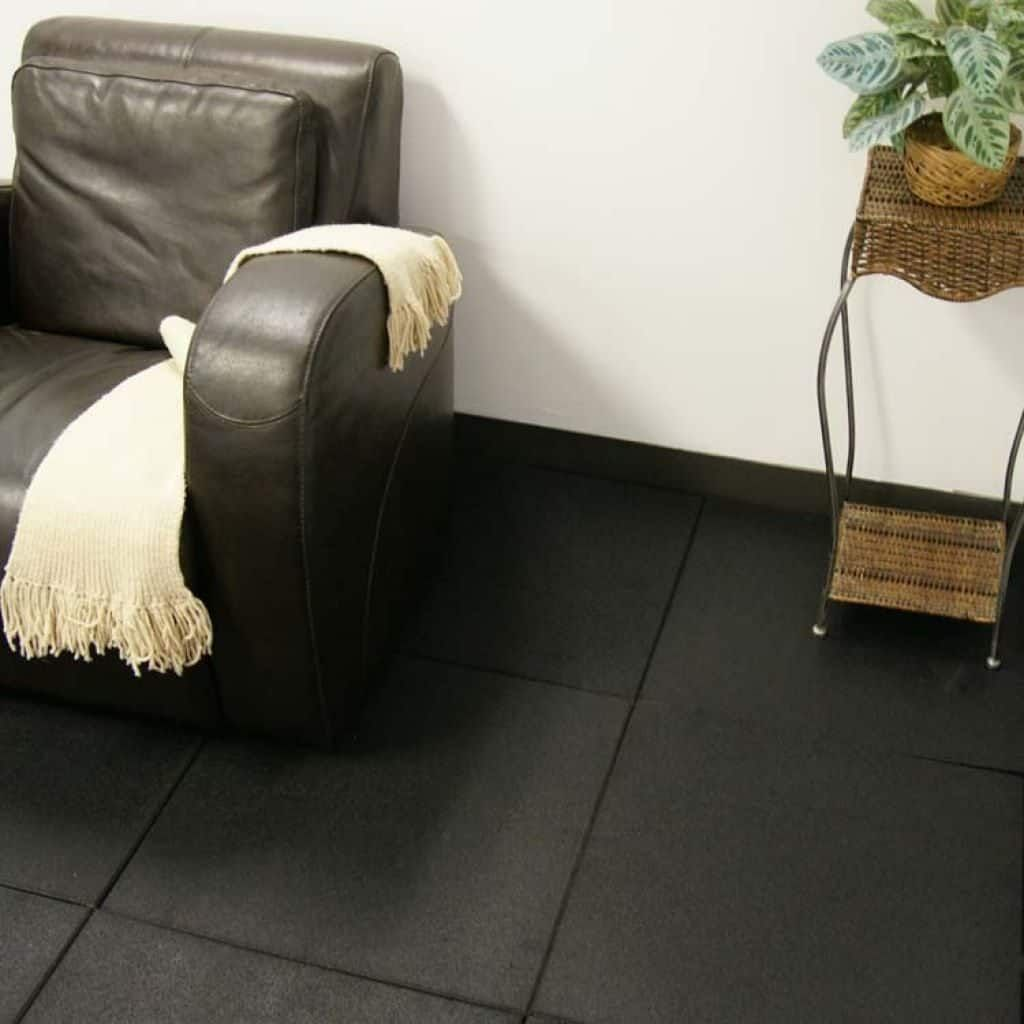 Rubber Flooring As Popular Alternative For Your House  Rubber
