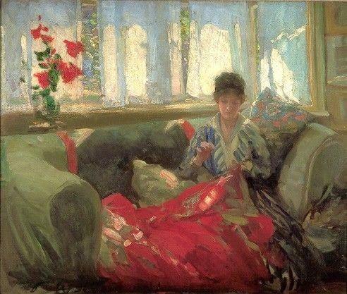 Philip Wilson Steer (British, 1860-1942)