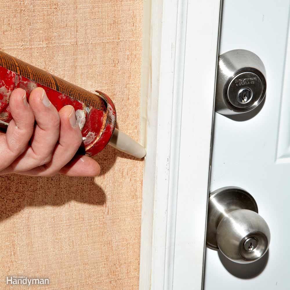 Tips For Caulking Caulking Caulking Tips Diy Home Repair
