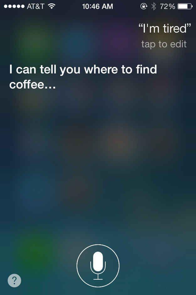 Siri Quote Mesmerizing I Always Knew Siri Had My Back Coffee Quote By Buzzfeed True