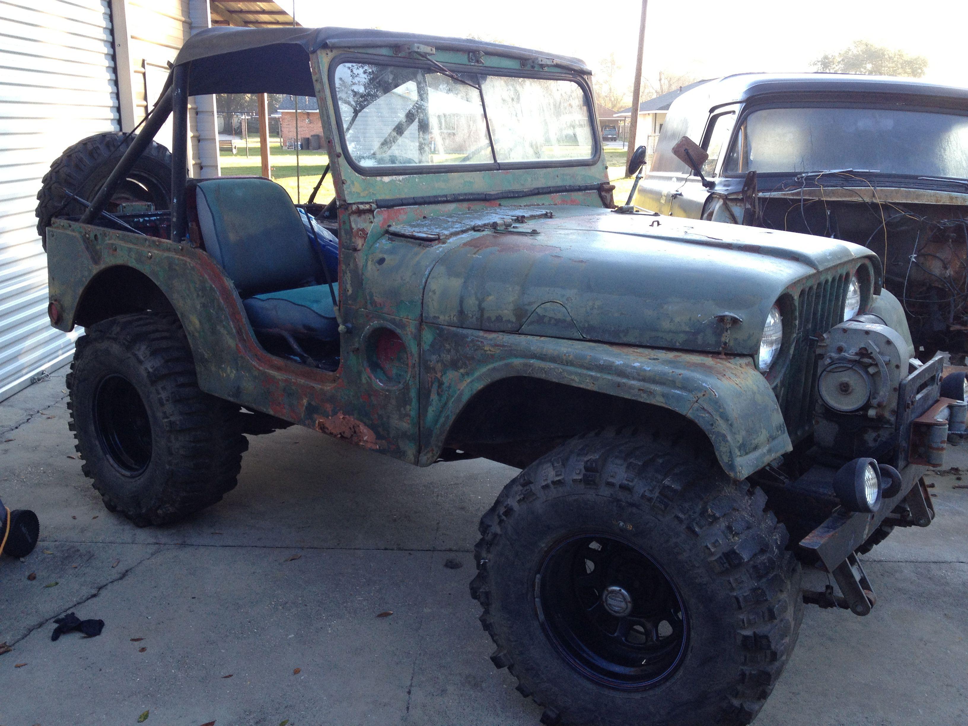 1952 m38a1 jeep [ 3264 x 2448 Pixel ]