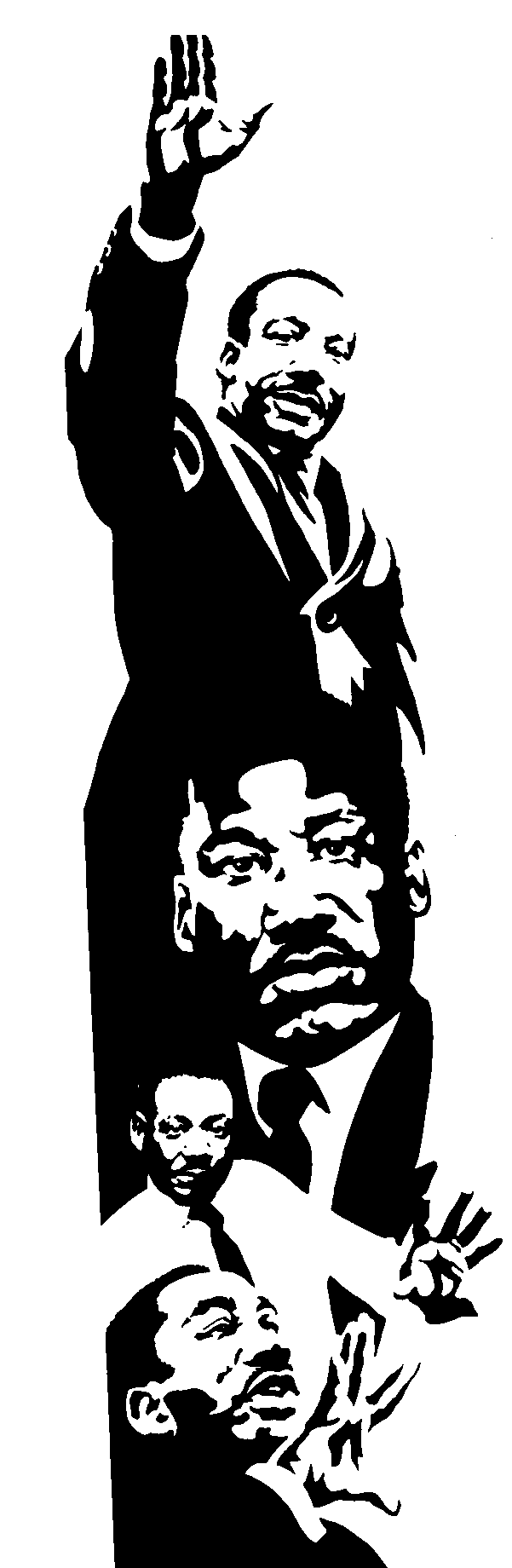 Martin Luther King Day Clip Art Google Search Remembering Dr