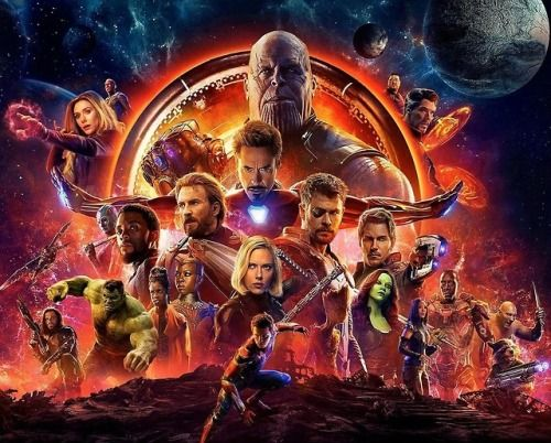 Avengers Infinity War Textless Poster Avengers Wallpaper Marvel Cinematic Avengers