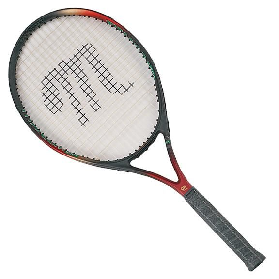 Markwort Breakpoint Tennis Racket Red Black 4 1 2 Handle Size