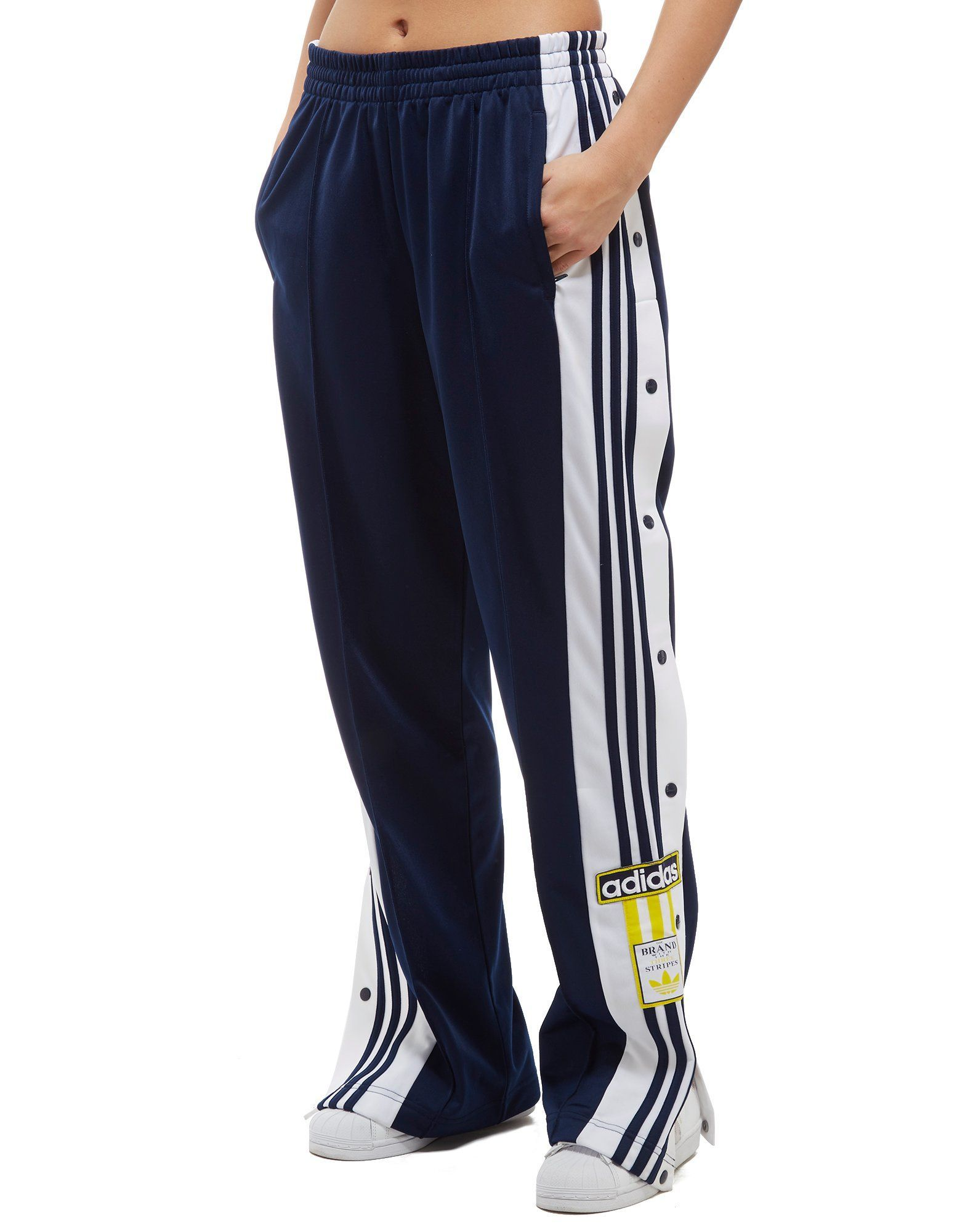 adidas Originals Adibreak Popper Pants - Shop online for adidas Originals  Adibreak Popper Pants with JD Sports 3cebee41b10