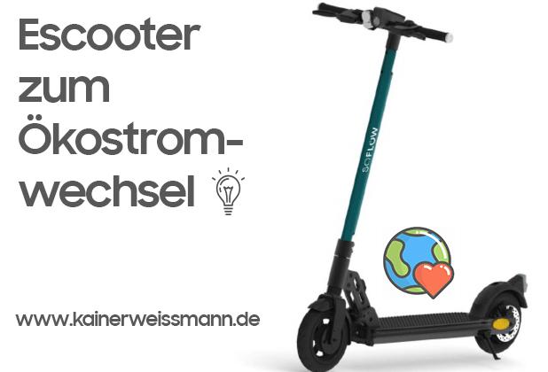 E Scooter Soflow So2 Zum Strom In 2020 Stromwechsel