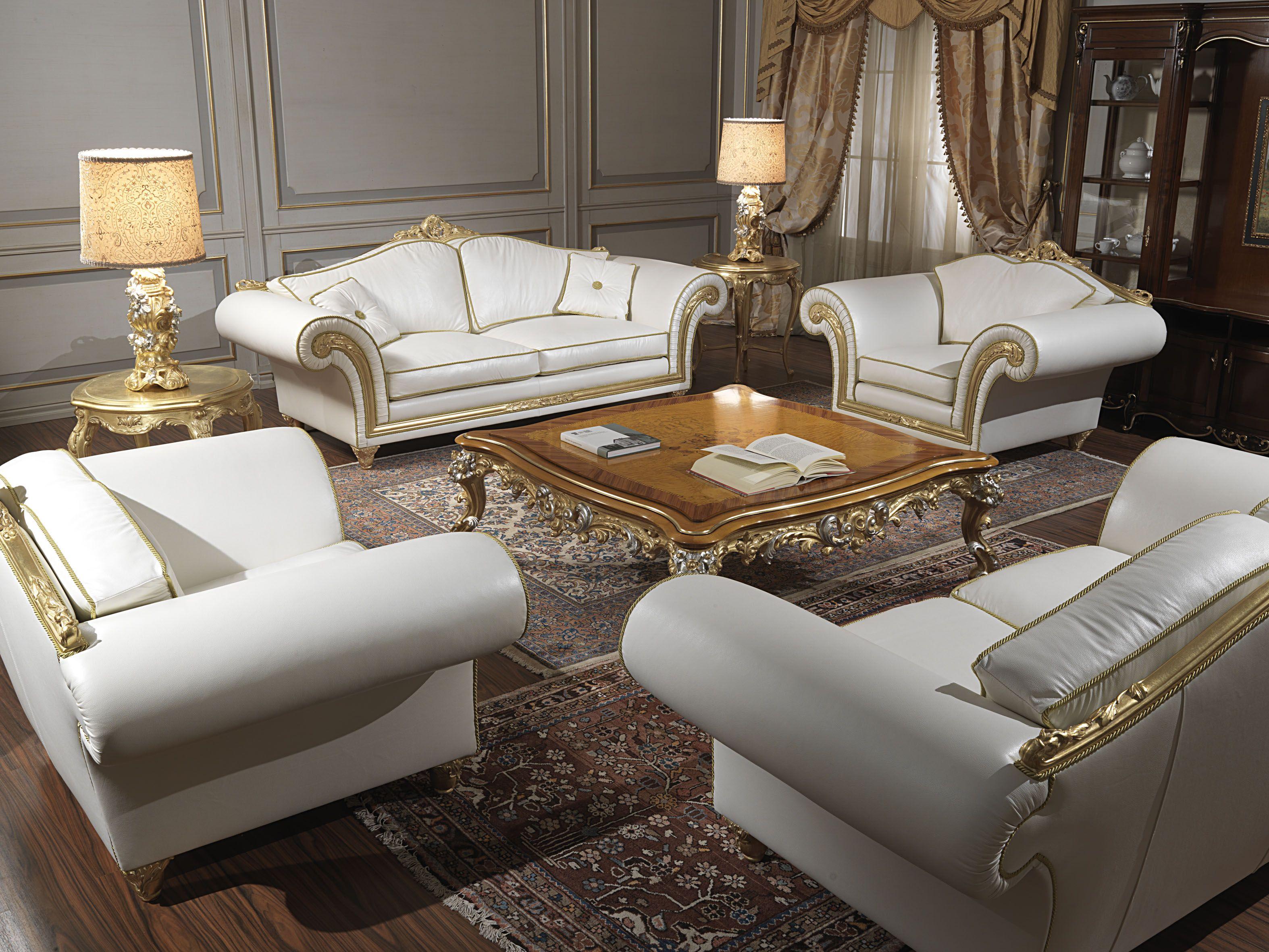 Sofa and Armchairs Classic Furniture Vimercati Meda